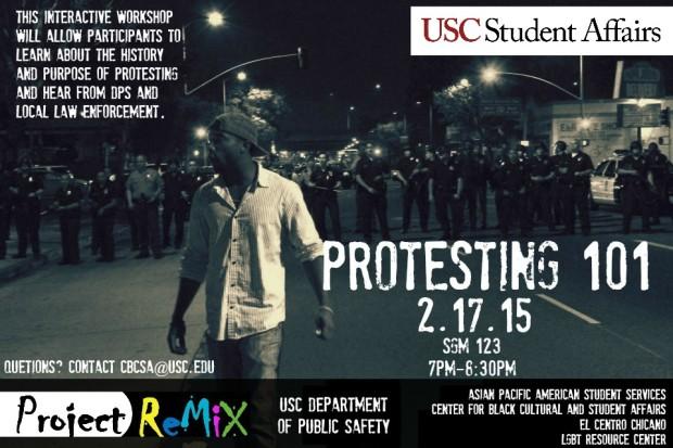 Protesting 101